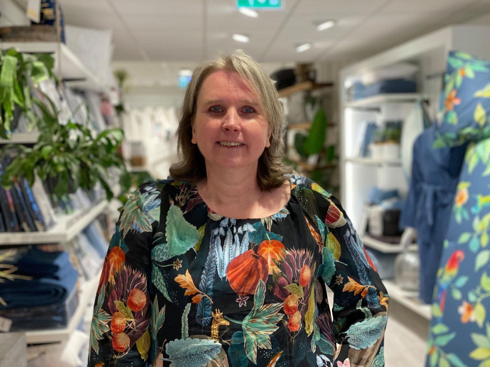 Mirjam Witkam de Vlijt Linnen Linolux