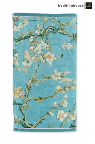Badgoed Beddinghouse x Van Gogh Museum Blossom Blue Topshot