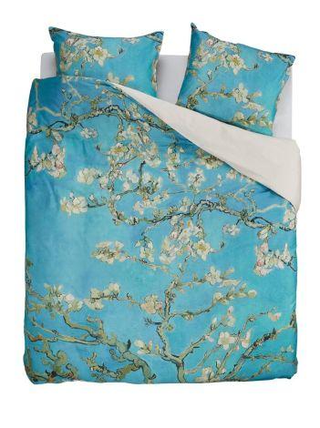 Dekbedovertrek Beddinghouse Van Gogh Almond Blossom blue