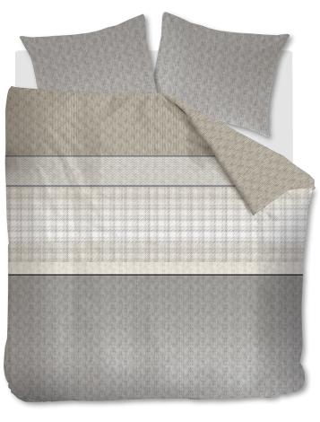 Dekbedovertrek Beddinghouse Dorette Grey Topshot