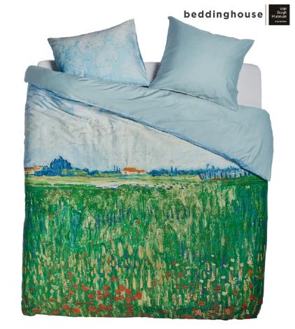 Dekbedovertrek Beddinghouse Van Gogh Field with Poppies Topshot