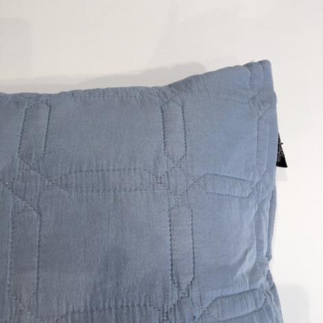Sierkussen Livello Mr & Mrs amsterdam stonewashed Jeans blue