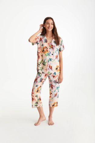 Pyjama Promise Pale Pink Voorkant