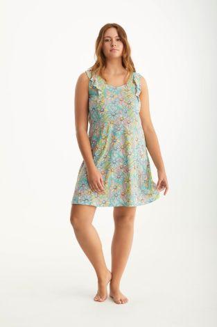 Nachthemd Promise Aruba Bleu Voorkant