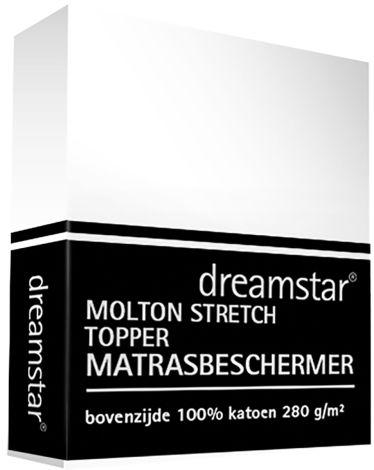 Molton Dreamstar Stretch Topper De Luxe