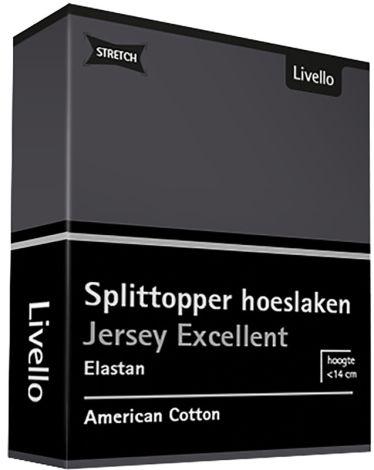Split Topper Livello Excellent Jersey Dark Grey